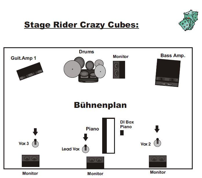 Stage Rider